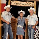 Countrysiders : trio de danse country
