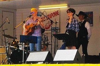Rockin' Chairs New Country band Festival Craponne
