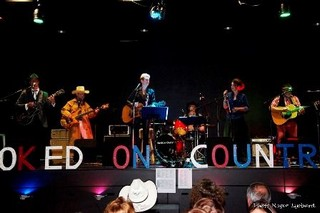 Rockin' Chairs en concert pour le Hooked On Country - 2017