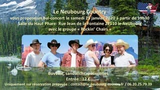 Rockin' Chairs at Le Neubourg Country (27)
